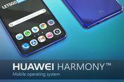 Huawei Patenkan OS 'Harmony' Pengganti Android
