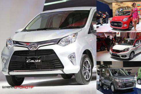 Banderol Mobil Murah Merangkak Naik di Awal 2019