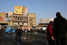 Dua Bom Bunuh Diri Meledak di Baghdad, 26 Orang Tewas