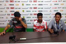 Bek Sayap Timnas U-19 Tetap Berkostum Madura United