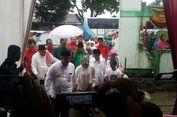 Daftar Terakhir Pilkada Madiun ke KPU, Paslon Djosto Diguyur Hujan