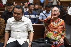 Kasus E-KTP, KPK Eksekusi Keponakan Novanto dan Oka Masagung ke Lapas