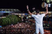 Roger Federer, Petenis Nomor 1 Dunia Tertua