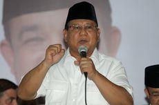 Prabowo: Kami Imbau Pemerintah Jamin Keamanan Semua Pihak
