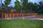 Rawat Ruwat Seribu Gandrung di Taman Terakota Banyuwangi