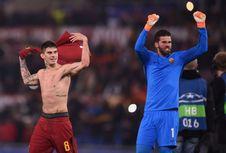 Penjelasan AS Roma soal Transfer Alisson ke Liverpool