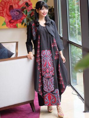 Batik motif Gorga dari Paras Ayu