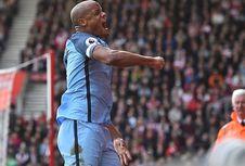 Resmi, Vincent Kompany Tinggalkan Manchester City