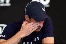 Menangis, Andy Murray Isyaratkan Pensiun Usai Australian Open 2019