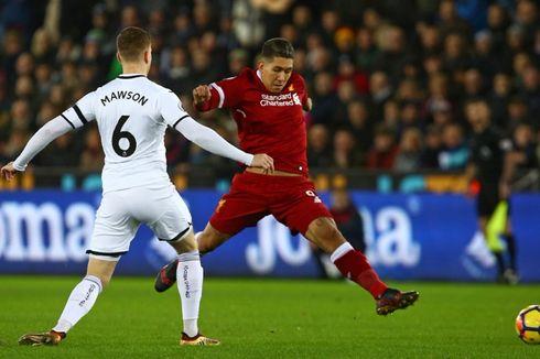 Hasil Liga Inggris, Liverpool Kalah di Kandang Swansea