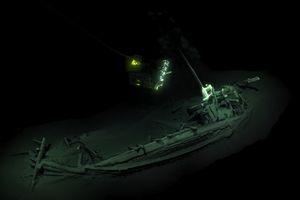 Sisa-sisa Kapal Dagang Berusia 2.400 Tahun Ditemukan di Laut Hitam