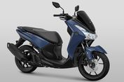 Pakai ABS, Harga Yamaha Lexi Naik Rp 2,8 Juta