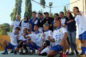 Persib Beri Dukungan Tim HWC Indonesia Sebelum Bertolak ke Cardiff