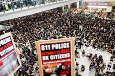 Terungkap, China Pakai Twitter dan Facebook untuk Lawan Peserta Demo Hong Kong