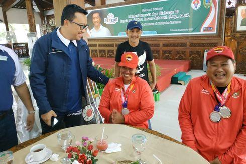 Bonus Cepat Cair, Atlet Asian Para Games 2018 Apresiasi Pemerintah