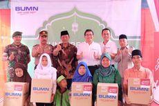 Jelang Lebaran, BUMN Bagi Ratusan Ribu Bingkisan Ramadhan