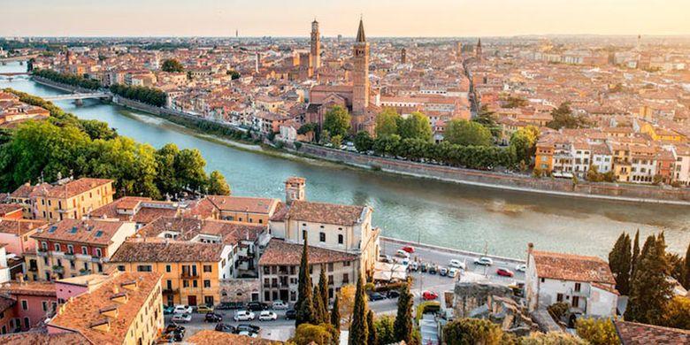 Wisata di Italia.