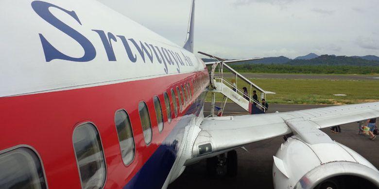 Sah, Penerbangan Hangzhou-Manado Sudah Beroperasi