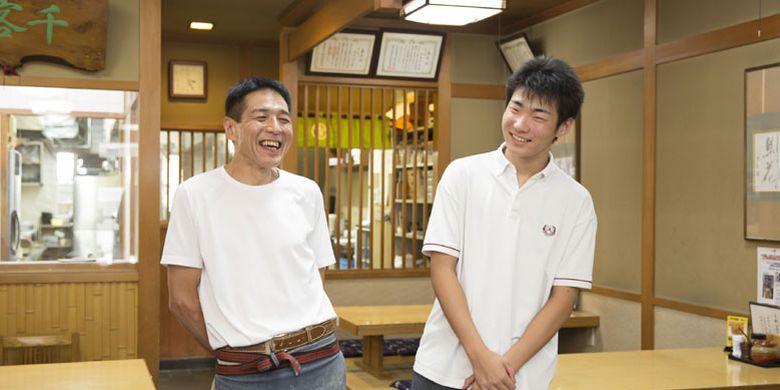 Teuchimenho Maruichi adalah kedai mie legendaris di Nagoya, Jepang. Sekarang diteruskan oleh generasi keempat.