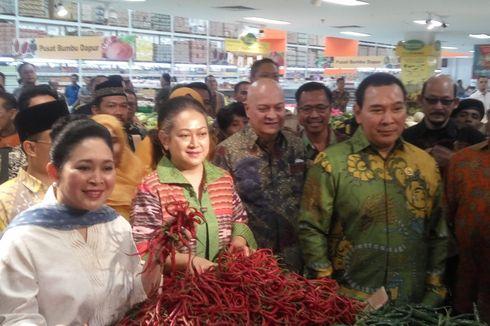 Tommy Soeharto Hadirkan Toko Grosir di Cibubur