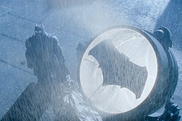 Ben Affleck beraksi dalam Batman v Superman: Dawn of Justice (2016)
