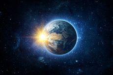 Satelit Rusia Tangkap Ledakan Cahaya Aneh di Atmosfer Kita