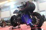 Suzuki GXS-R 400 Berjubah Cafe Race 'Unibody'