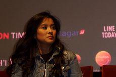 Marcella Zalianty Nyaris Membisu Sepanjang Film Wiro Sableng
