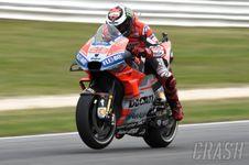 Lorenzo Pimpin MotoGP Aragon, Rossi Terganjal di 18