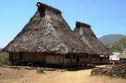 Uniknya Bentuk dan Filosofi Rumah-rumah di Desa Adat Wologai NTT