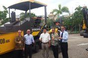 Dukung Infrastruktur di Indonesia, Volvo Rilis Dua Produk Baru