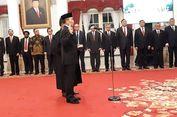 Presiden Jokowi Lantik Hinsa Siburian sebagai Kepala BSSN