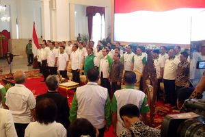 Harga Sawit Anjlok, Jokowi Sarankan Petani Tanam Durian