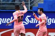 Eibar Vs Barcelona Imbang, Messi Puncaki Daftar Top Skor Liga Spanyol