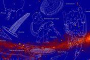 Dari Godzilla hingga Einstein, Ini 21 Rasi Bintang Terbaru dari NASA