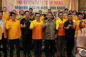 Barisan Muda Kosgoro Jabar Sisir Pemilih Pemula untuk Menangkan Deddy Mizwar-Dedi Mulyadi