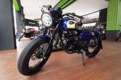 Kawasaki Pajang Banyak Motor Custom