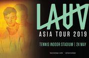 Ada Kerusuhan 22 Mei, Konser Lauv di Jakarta Dibatalkan
