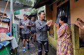 Hari Pertama Cuti, Bima Arya Ajak Komunitas Pelari Sapa Warga Bogor