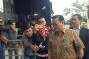 Jenguk Novanto yang Alami Kecelakaan, Agung Laksono Diperiksa KPK