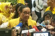 Akbar Tanjung Kaget Priyo Budi Santoso Pindah ke Partai Berkarya