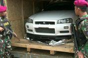 Bea Cukai: Mobil Mewah Bodong Asal Singapura Akan Diselundupkan ke Dumai