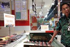 Beras Medium Tidak Dijual di Pasar Swalayan Kota Kupang