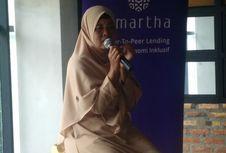 Klaim Angkat Perekonomian Ibu-ibu di Pedesaan, Ini Indikator Amartha