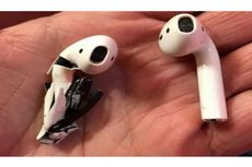 Earphone Nirkabel Pasangan iPhone 7 Dilaporkan Meledak