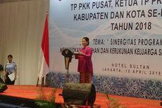 Iriana Jokowi: Ibu-Ibu PKK Tidak Boleh Berpolitik