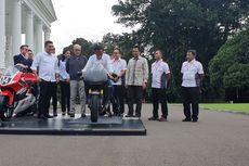 Bahas MotoGP Bersama Jokowi dan Dorna, Ini Kata AHM