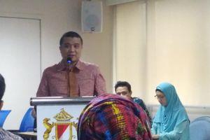 Dukung Prabowo-Sandiaga, Erwin Aksa Diberhentikan dari Jabatan Ketua DPP Golkar