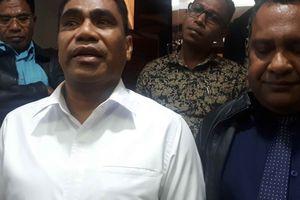 Kasus Penganiayaan Pegawai KPK, Sekda Papua Mengaku Khilaf