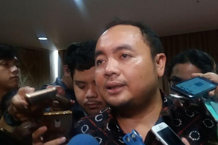 Anggota Bawaslu RI Mochammad Afifuddin